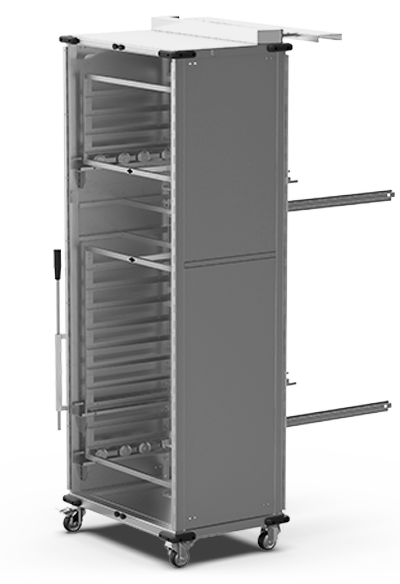 BAKERY SPECIAL ADD-ONS QUICK.Load and neutral trolleys XWBYC-14EU