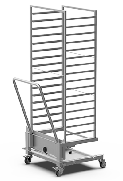 BAKERY SPECIAL ADD-ONS QUICK.Load and neutral trolleys XCB1001