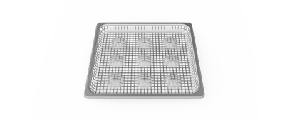 UNOX ORIGINAL TRAYS Eggs and frying GRP711