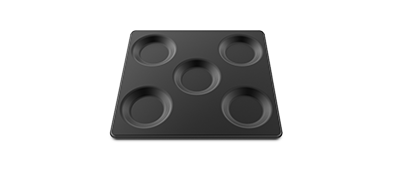 UNOX ORIGINAL TRAYS Eggs and frying TG937